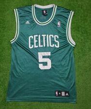 Rare Vintage Boston Celtics Kevin Garnett KG NBA Jersey Size M Adidas Shirt Mesh