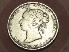 1882H Newfoundland 50 cents