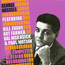 The Complete Bluebird Recordings by George Russell (CD, Feb-2005, Lonehill Jazz)