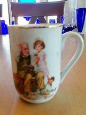 Norman Rockwell The Cobbler Mug
