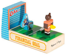 Soccer Coin Bank by Melissa & Doug (NEW) 2522