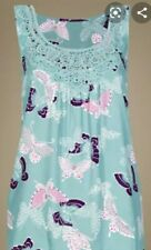 M & S Sleep Butterfly Lace Pyjama Lace Camisole Top UK 16 Bnwt Relax