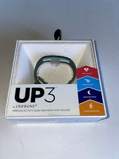 UP3 by Jawbone Heart Rate, Activity + Sleep Tracker Wireless Activity Green