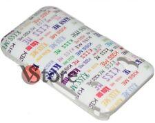 Cover Custodia Rigida KISS ME Per Samsung Galaxy Ace S5830