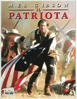 IL PATRIOTA (2000)  di Roland Emmerich - Mel Gibson - DVD EX NOLEGGIO COLUMBIA