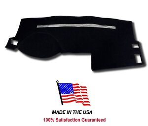 2004-2009 Chevy Equinox Black Carpet Dash Cover Mat Pad CH49-5 Made in the USA
