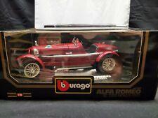 BURAGO Alfa Romeo 1:18 8C 2300 Monza (1931) RED