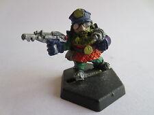 Citadel Rogue Trader Iron Claw Squat  4202-06 Metal 40K OOP Dwarfs 80s E161