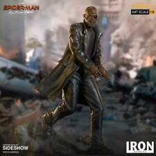 IRON STUDIOS Nick Fury BDS Art Scale 1/10 - Spider-Man: Far From Home