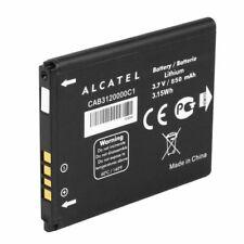 100 Lot Oem Battery Cab3120000C1 For Alcatel 510A Ot-880 Ot-710D Ot-768T Ot-906Y