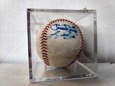 2012 Mesa Solar Sox Team Signed Baseball James McCann Jonathan Schoop Autograph
