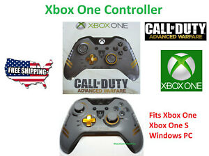 Call of Duty LE Advanced Warfare Microsoft Wireless Game Controller Xbox One