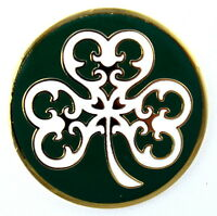 ERIN HILLS Logo - Flat - (Green) Golf BALL MARKER