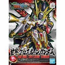 SD Gundam World 30 Sangoku Soketsuden Gan Ning Crossbone Gundam Model Kit