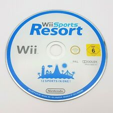 Wii Sports Resort - DISC ONLY - Nintendo Wii / Wii U - PAL - Free, Fast P&P!