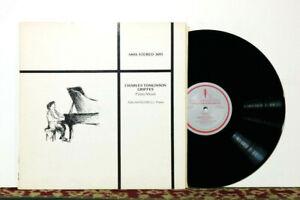 Charles Tomlinson Griffes, Aldo Mancinelli, Piano Music, 1977 LP, Impressioninst