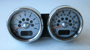 Genuine Used MINI Dual Rev Counter Speedo Clocks for R50 R52 R53 - 6966499