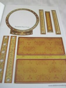 **Craft Room Clear Out**  Papercraft Pack - Debbie Moore - Christmas Theme (1)