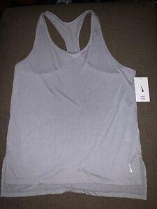 CQ8826 NWT Women's Nike Yoga Layer Dri-Fit Tank Top 5 Colors Sizes XS-3X $30