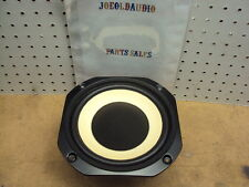 Fisher Speaker ST-015 Woofer SC80715-1. Tested. Parting Out ST-015 Speakers.