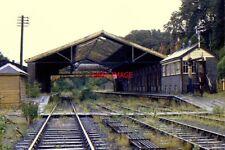 PHOTO  1967 TAVISTOCK SOUTH RAILWAY STATION THE CLOSED TAVISTOCK SOUTH (GWR) RAI