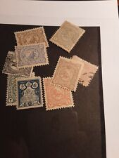 Middle eastern stamps Mint hinged