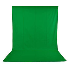 PhtR 1.6x2.1m Photo Studio Non-Woven Backdrop Background Green Screen Chroma Key