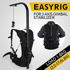 1-8KG Easyrig Weste Easy Rig für 3 AXIS Gimbal Sportveranstaltungen Erleichtert