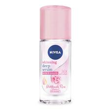 40ml Nivea Whitening Deep Serum White & Smooth Hokkaido Rose Anti-Oxidant Bright