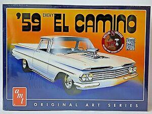 "AMT Model Kits ""59 Chevy EL Camino"