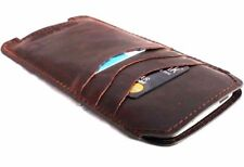 genuine italian leather Case for apple iphone 6 6s plus book wallet slim cover s