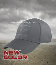 Condor Tactical Flex Fexfit Contractor Ball Cap GRAPHITE GREY GRAY LARGE / XL