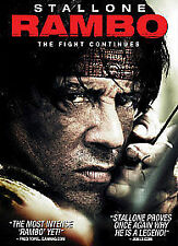 Rambo (DVD, 2011)  Brand new and sealed