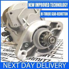 Se adapta a Fiat Ducato 10/12/13/14/18 1.8/2.0 de gasolina 1981-94 reforzadas Motor De Arranque Nuevo