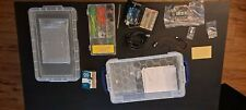 The Arduino UNO R3 Starter Kit -gently used -comes with case