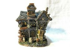 Boyds Bear Bearly Built Villages Boobeary Acres Haunted Mansion Village 19750