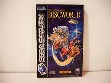 Terry Pratchett's Discworld SEGA Saturn Pal Euro