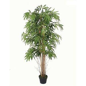 Künstlicher Bambus 115/150cm Kunstbaum  Kunstpflanze künstlich