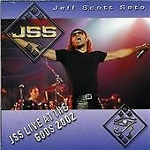 Jeff Scott Soto - Jss Live at the Gods 2002. CD. Looks hardly played. Frontiers