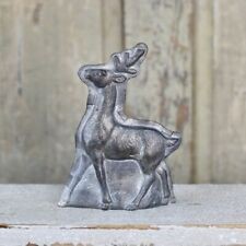 Christmas Reindeer Resin Mold Figure