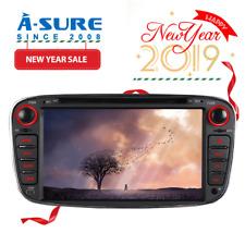 Double Din Sat Nav Car DVD Player GPS Ford Mondeo MK3 Focus MK2 S-Max Kuga DAB+