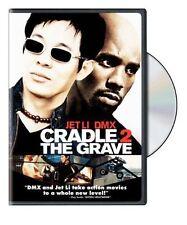 Cradle 2 the Grave (DVD, 2003, Full Frame) Jet Li WORLDWIDE SHIP AVAIL!