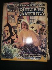 Erica Wilson's QUILTS OF AMERICA, Hardcover