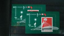 UNGARN 1976, MiNr. 119 B Block postfrisch ** Olympische Spiele