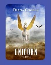 Unicorn Cards by Diana Cooper (NEW & Sealed)