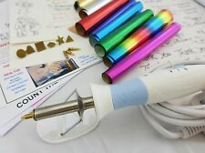 Hot Foil Wizard Pen with accessories, Create, Craft, Decorate, Card FREE POST!!