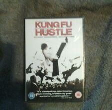 Kung fu hustle dvd new