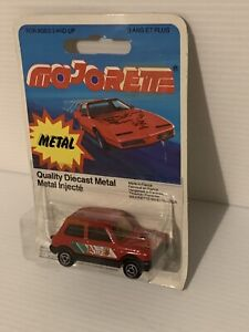 MAJORETTE 270 AUTOBIANCHI A112 MADE IN FRANCE.