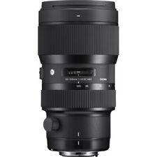 Sigma 50-100mm f/1.8 DC HSM Art Lens for Nikon F