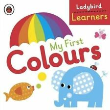 Ladybird Learners My First Colours-ExLibrary